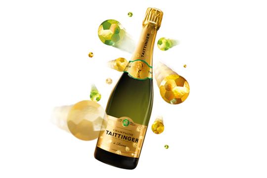 Champagne Taittinger Coupe du monde Brésil