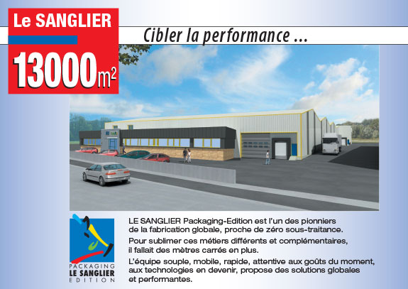 Logo Agence le Sanglier Packaging