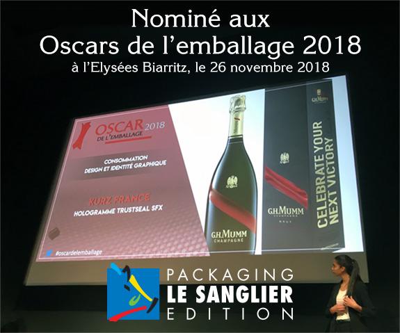 Oscars de l'emballage